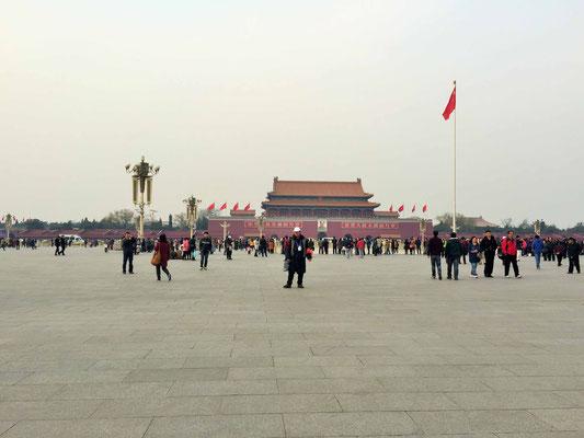 Tian´anmen Platz, Peking