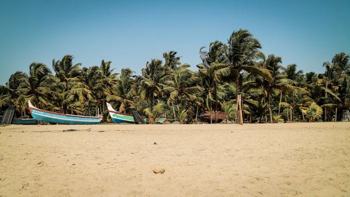Marari Beach, Indien