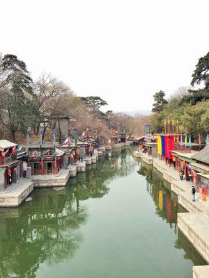 Neuer Sommerpalast, Peking