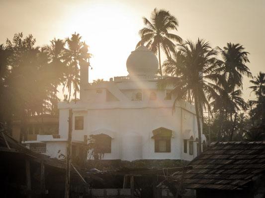 Varkala, Indien