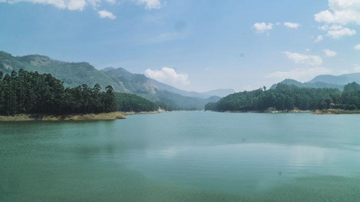 Mattupetty See, Indien