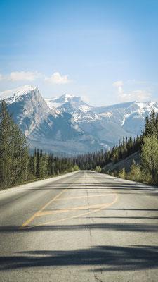 Icefields Parkway, Kanada