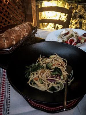 Restaurant Dva Еlena/ Skopje