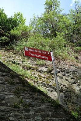 Panoramaweg Monschau