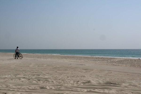 Salalah Beach, Oman