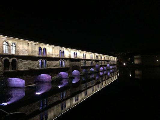 Barrage Vauban, Straßburg