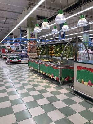 Lulu Supermarkt, Oman