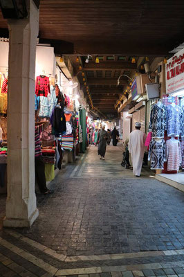 Muscat, Souk Mutrah