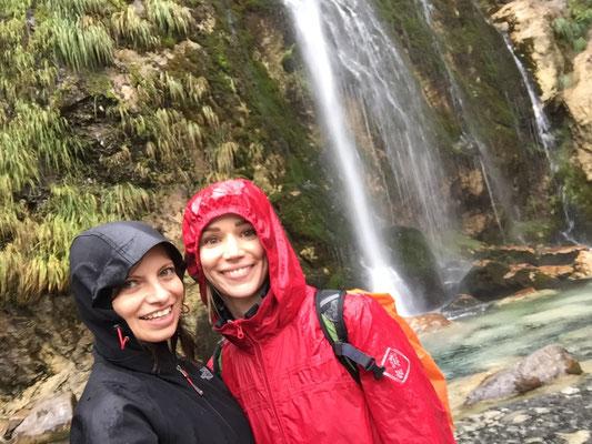Grunas Wasserfall, Theth