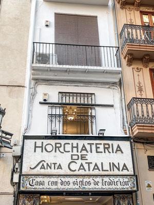 Horchatería Santa Catalina, Valencia