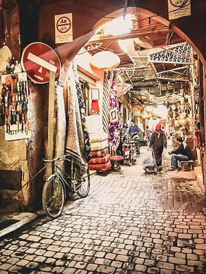 Medina, Marrakesch