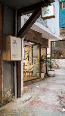 Shi Café, Delhi