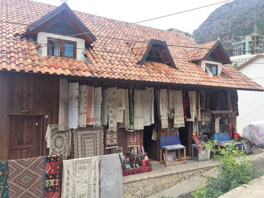 Kruja, Albanien