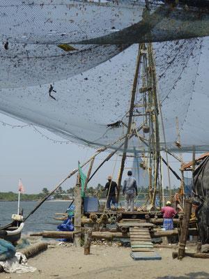 Fischernetze Kochi