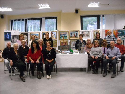 Gruppo Pittura e Ardesia Università Popolare G.A.U. della Valbisagno
