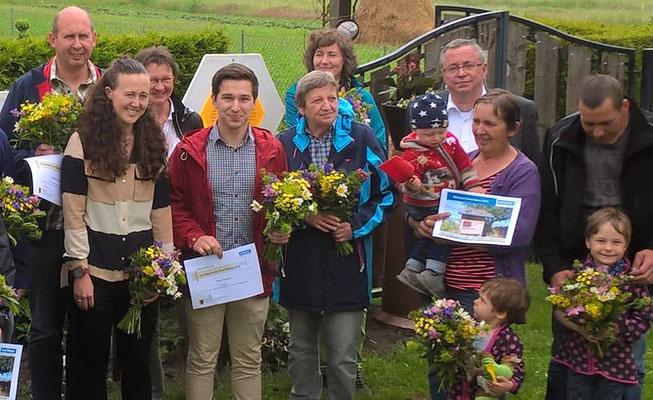 Ehrenpreis des Weimarer Umweltpreis bekommen (06/2016)