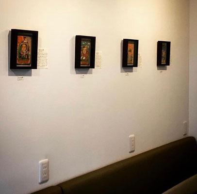 壁面ギャラリースペース