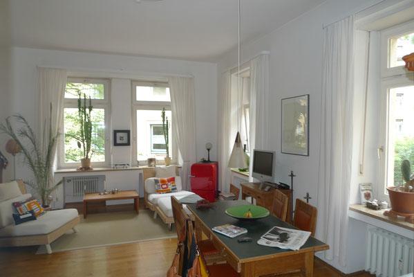 Wohnung im Glockenbachviertel München