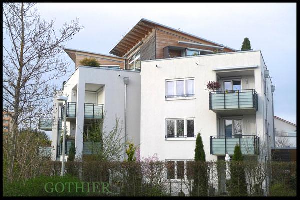 Moderne Wohnung in München kaufen