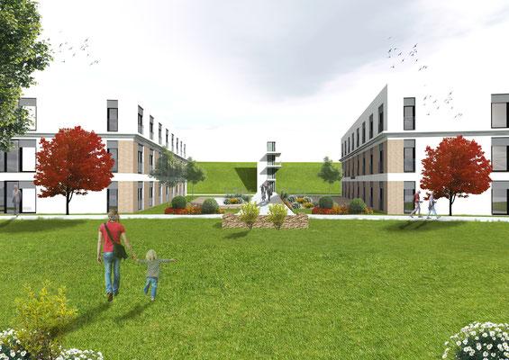 Architekt Nordhausen seniorenzentrum nordhausen st architekt