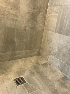 Umbau Dusche Keramik Silikon Fugen Frauenfeld