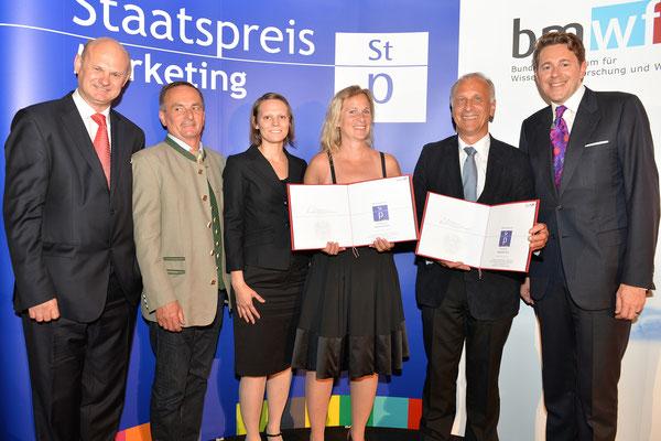 Kategoriesieger E – Private Services: Österreichs Wanderdörfer e.V.