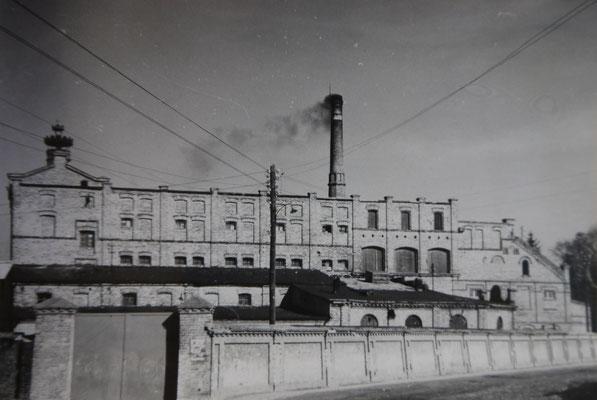Browar. Fot. M. Praenta, 1958 r. Ze zbiorów WUOZ D. w Sieradzu