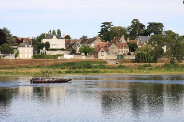 La Loire en vélo ou en futreau