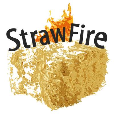 StrawFire Logo