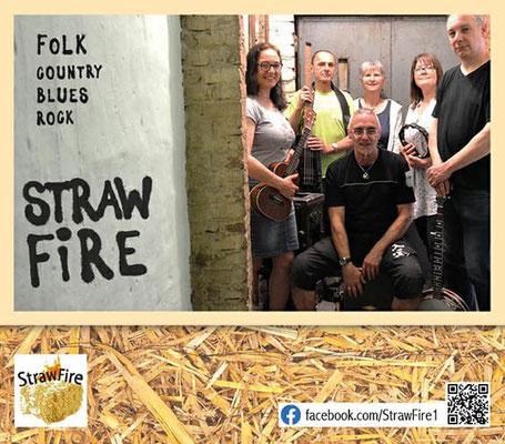 StrawFire Band