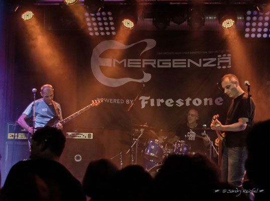 The Cool Tubes at Emergenza 2017