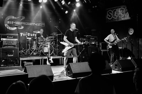 The Cool Tubes bei Emergenza 2018