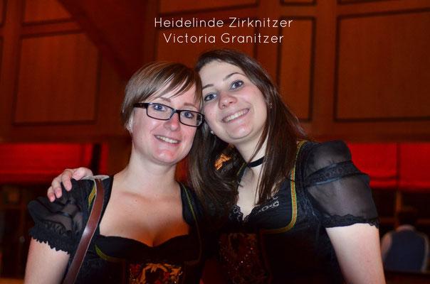 Heidelinde Zirknitzer & Victoria Granitzer (Marketenderinnen)