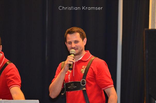 Christian Kramser, Musikalischer Leiter (Flügelhorn)