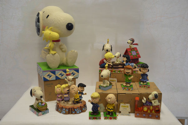 PEANUTS by Jim Shore