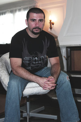 John Dolmayan (System Of A Down, Scars On Broadway)