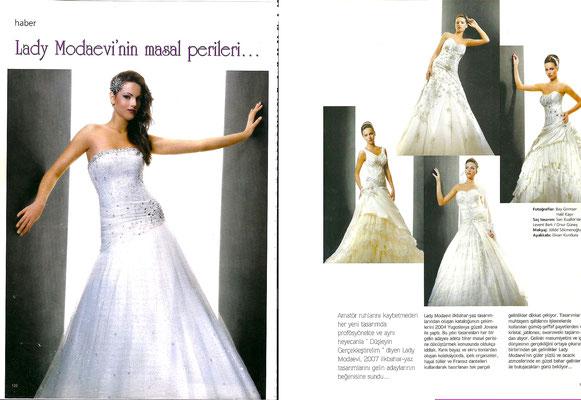 The Bride Magazine