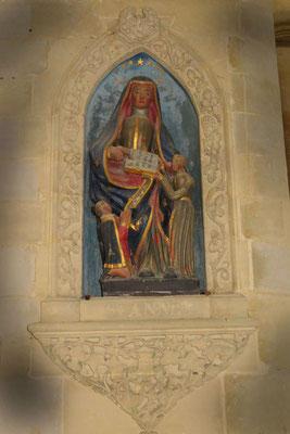 Sainte Anne et la Vierge Marie (XVIè siècle)