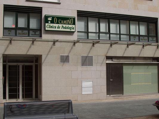 Nueva sede en Galicia: Podología O Camiño 1