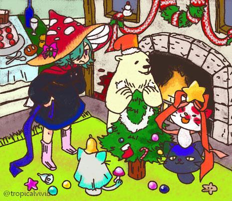 2016年キネコクリスマス