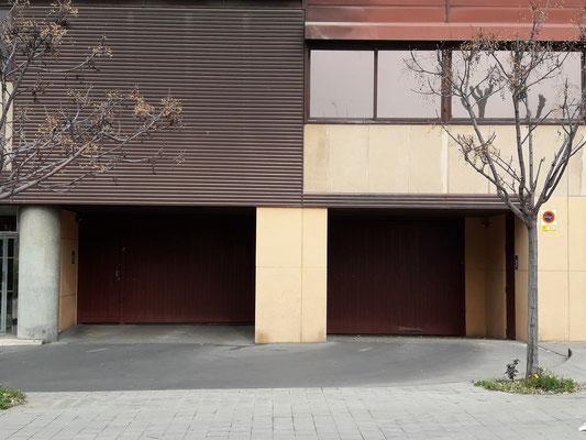 Edificios Akra Leuka - Edialsa, Alquiler Amplias Plazas de aparcamiento en el centro de Alicante, en los distintos niveles de Aparcamiento Privado del Edificio Astilleros