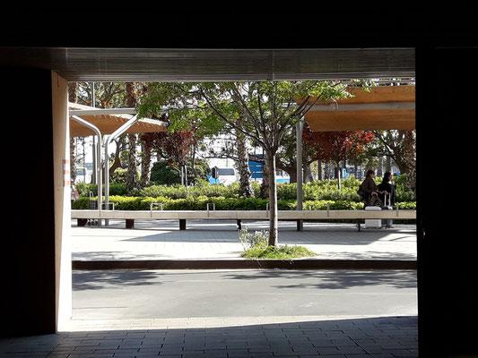 Edificios Akra Leuka - Edialsa, Alquiler Amplias Plazas de Garaje en el centro de Alicante, en los distintos niveles de Aparcamiento Privado del Edificio Astilleros