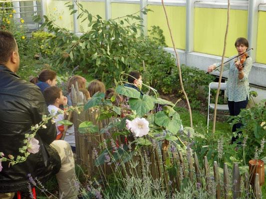 Fêtes des jardins, sept 2015