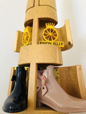 Lemon Jelly Shoes