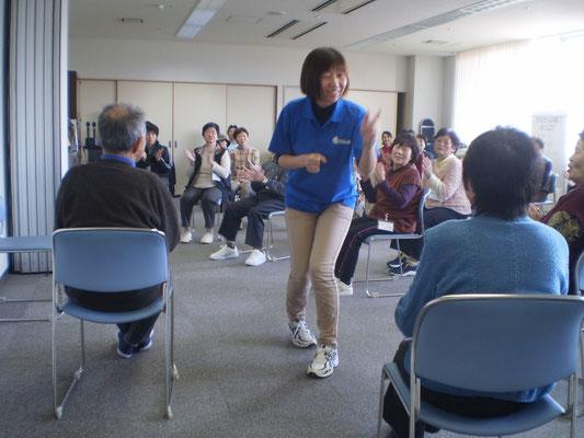 木曜クラス。篠田先生と愉快な仲間たち
