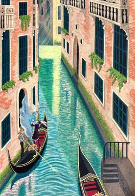 文化と文様シリーズ No.035 『ヴェネツィア/マスカレード』