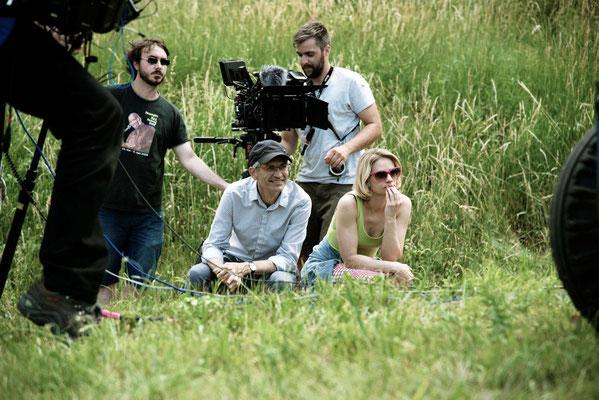 Ein wilder Sommer · Dreh ORF/Produktion West