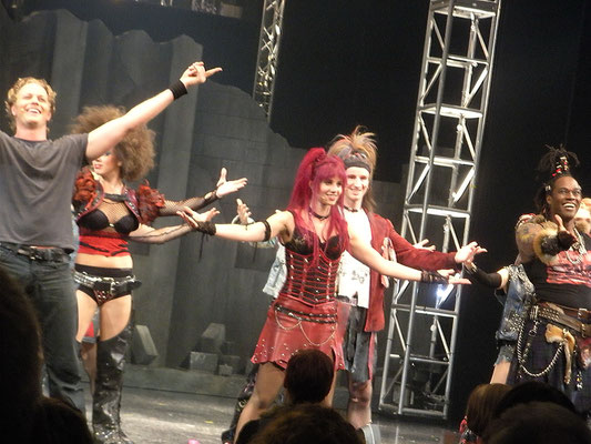 We will rock you · Theater des Westens