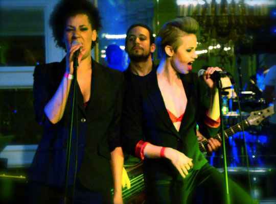 Band night · Theater des Westens Berlin