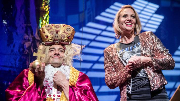 Gebrüllt vor Lachen · Theater Akzent Wien · © Lilli Crina Rosca